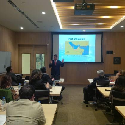 Ο H. Fattah του Brunswick Group, τ. Editor-in-Chief του περιοδικού The National και ανταποκριτής των New York Times, συζητά τις ενεργειακές γεωπολιτικές ανακατατάξεις στην περιοχή της μέσης ανατολής.